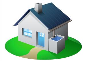 Installer un récupérateur d'eau de pluie dans une maison à Vertou