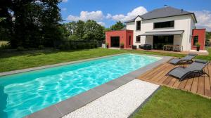 Construire une piscine à Vertou