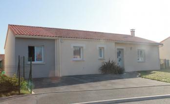 Projet d'extension et rénovation d'une maison d'habitation - Le Bignon (44)