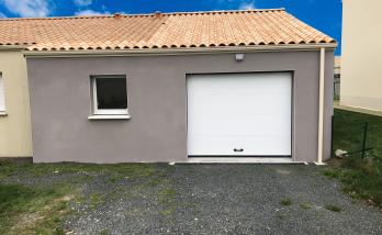 Construction d'un garage de 43 m² au Bignon (44)