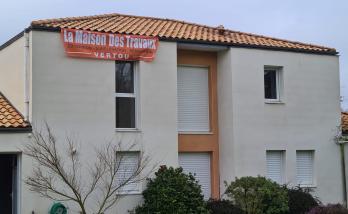 Rénovation maison vue extérieur