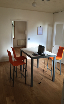Rénovation habitation en agence