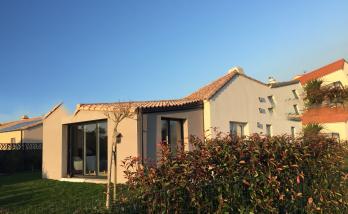 Extension de maison de 20 m², Le Bignon (44)