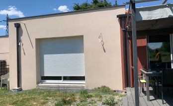 Extension maison Rezé + volets