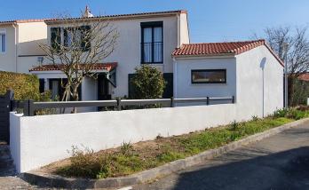 Extension maison St Sébastien sur Loire