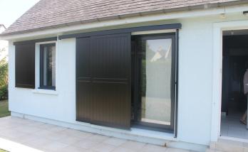 Rénovation extérieur de la maison