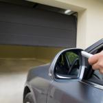 Installation d'une porte de garage motorisée à Vertou