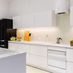 Installation électrique éclairage cuisine