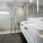 Rénovation d'une salle de bain dans une maison à Vertou